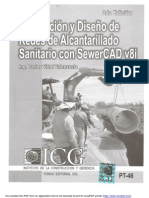 Sewercad 8i Tutorial Icg