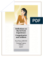 t Peters Reflection Paper 62514