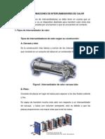 Trabajo Diseño e Estimaciones de Intercambiadores de Calor
