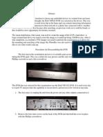 DVR Forensic Analysis