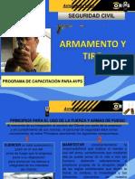 Armamento y Tiro II