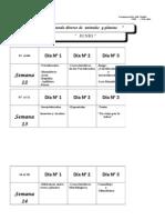 CODEP Comprensión Del Medio 4to Junio-Julio Guías