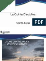 Peter Senge La 5a Disciplina