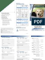 Minneapolis Pet License Application