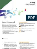Galaxy S5 Manual