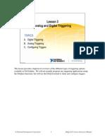 03 - Analog and Digital Triggering