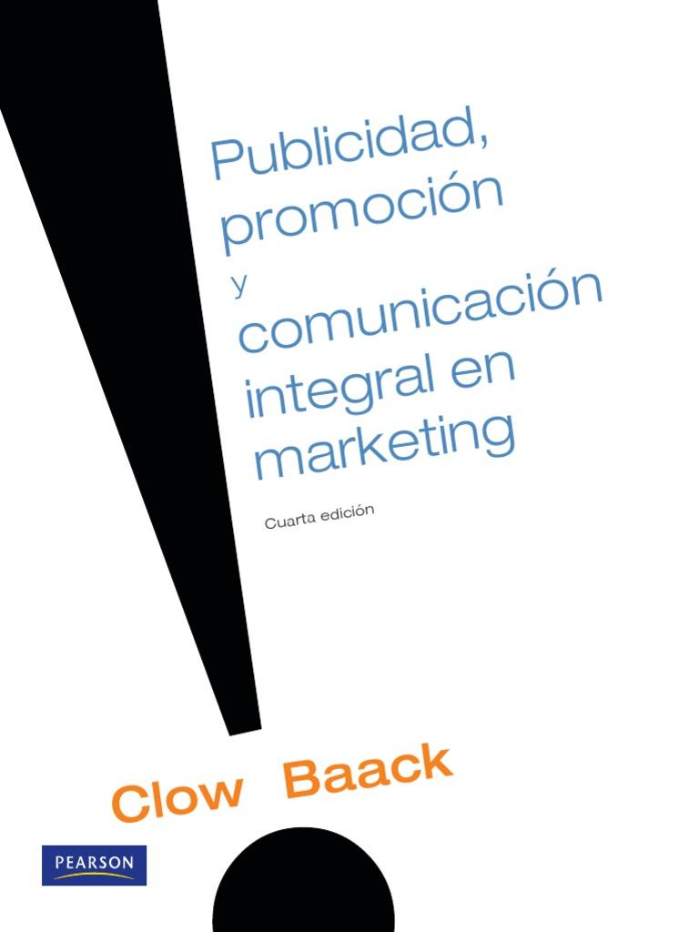 Publicidad Promocion y Comunicacion Integral en Marketing 40971900f14a