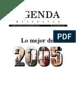 Agenda Historica N° 2. Diciembre 2005