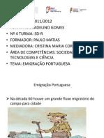 emigrao portuguesa