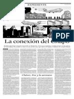 La conexión Sinaloa – Maiquetía