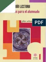 Aljibe - Pilar Urbano - Comprension Lectora Actividades Para El Alumnado