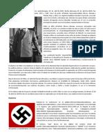 Aldolf Hitler
