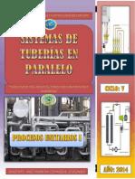 Sistema de Tuberías en Paralelo(12.1)