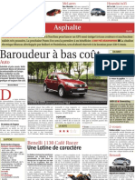 Auto Mag. La Montagne. 26.09.2009