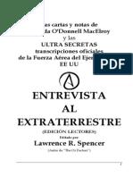 [Megafileupload] Entrevista Al Extraterrestre