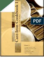 Cast IronCookbook 1