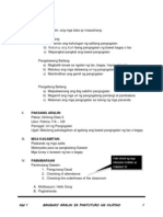 Multigrade Lesson Plan in FILIPINO (Uri Ng Pangngalan) by Sheena Bernal