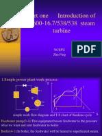 steam turbin