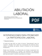 Rehabilitacion Laboral To
