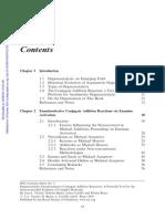 Contents Organocatalisis