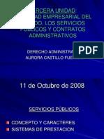 11 Oct Actividad Empresarial Del Estado Servicios Publicos