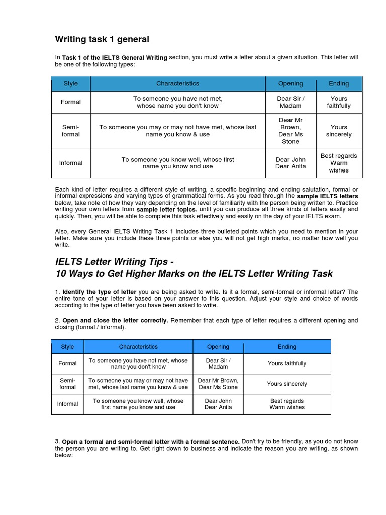 How To Write A Horizontal Japanese Letter Howto_ Writing Task 1 General  International English Language Testing System Sentence (linguistics)