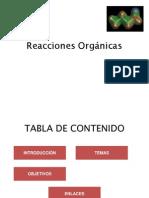 Reacciones Q Orgánica 12Feb2014