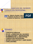 Derechos Humanos y Corrupción Profesional