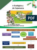 Zonificación Ecológica y Económica de Cajamarca