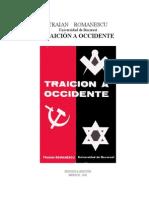 Traian Romanescu - Traición a Occidente