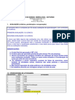 Hidrologia Plano Ensino 2014 1 Prof Marcio Bessa NOTURNO 2122 UDF