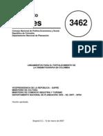 3. Conpes 3462