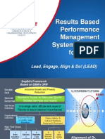 Results Based Performance Management System -RPMS- For DepEd