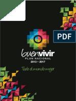 Buen Vivir Plan Nacional 2013 - 2017