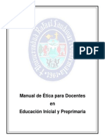 Manual Etica