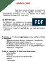 Capitulo 01 Hidrologia Conceptos Generales