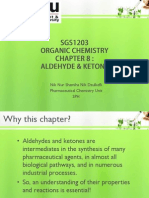 Chapter 8 - Aldehyde & Ketone