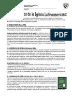 Documentos Del Magisterio de La Iglesia Latinoamericana