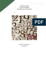 Ecuaciones Diferenciales de Primer Orden 2013I