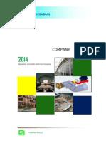 Company Profile Desainas Hydro