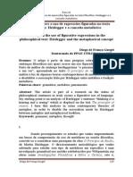Gurgel, Diogo - Um Estudo Sobre o Uso de Expressões Figuradas No Texto Filosófico - Heidegger e o Conceito Metafórico