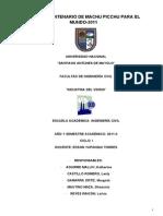 Industria Del Vidrio-Informe