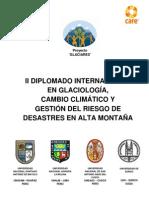 II Diplomado Internacional Glaciologã-A Documento Base