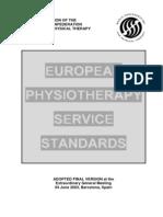 Standards of Pt Practice
