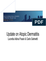 Adina Frasin_Update on Atopic Dermatitis