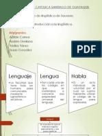 Linguistica
