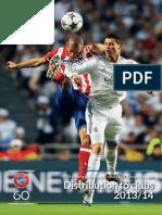 Premi UEFA CL/EL stagione 2013-14
