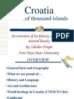 CORATIA lAND OF 1000 ISLANDS