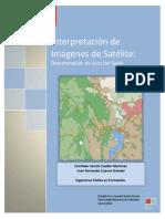 Interpretación de Imágenes Satelitales