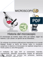 microscopio bacteriano
